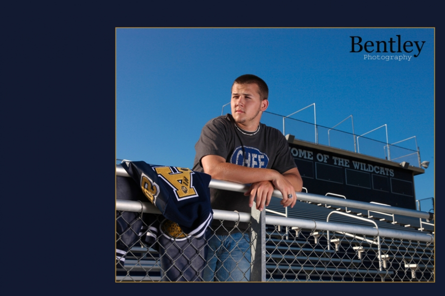 Apalachee High School senior portrait