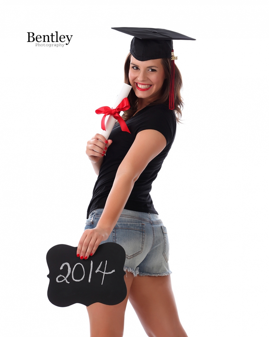 Graduation Is Almost Here - Time For Cap & Casuals | Senior Portrait ...