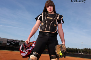 softball, senior pictures, Acworth, GA