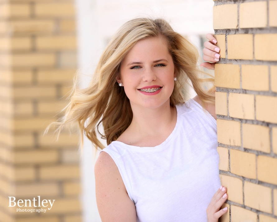 Senior portraits, WBHS, Bentley Photography, Winder, GA