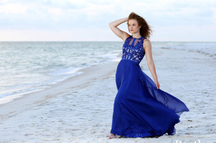 Senior Portrait, beach, Bentley Photography, Winder, GA